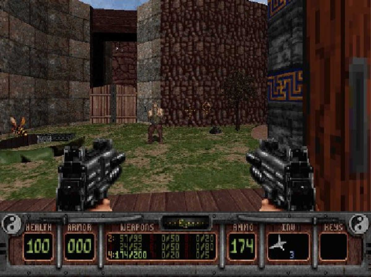 The original, '90s version of Shadow Warrior is free on GOG right