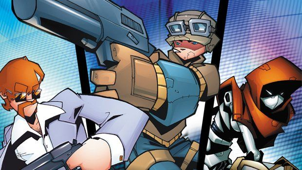 """TimeSplitters co-creator joins THQ Nordic to """"help plot the future course of the franchise"""""""