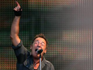 Bruce at 60 No signs of slowing down