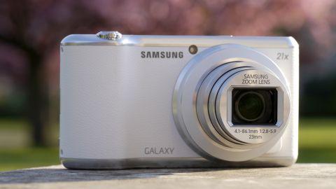 Samsung Galaxy 2 camera