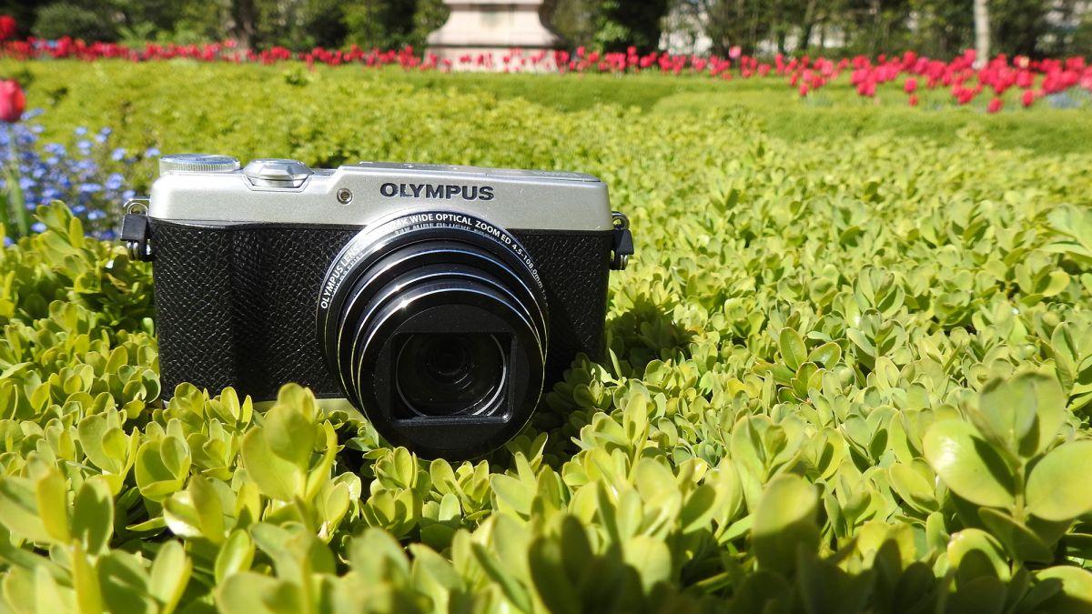 Olympus Sh 2 Review Techradar