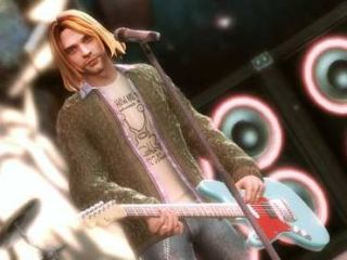 Kurt plays Bon Jovi!