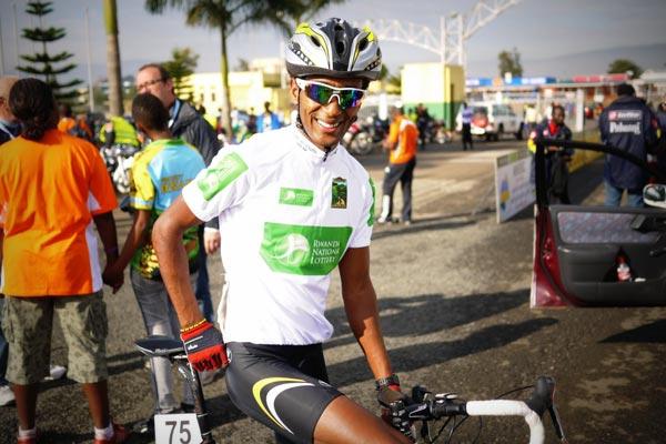 Kudus Merhawi, Tour of Rwanda 2012