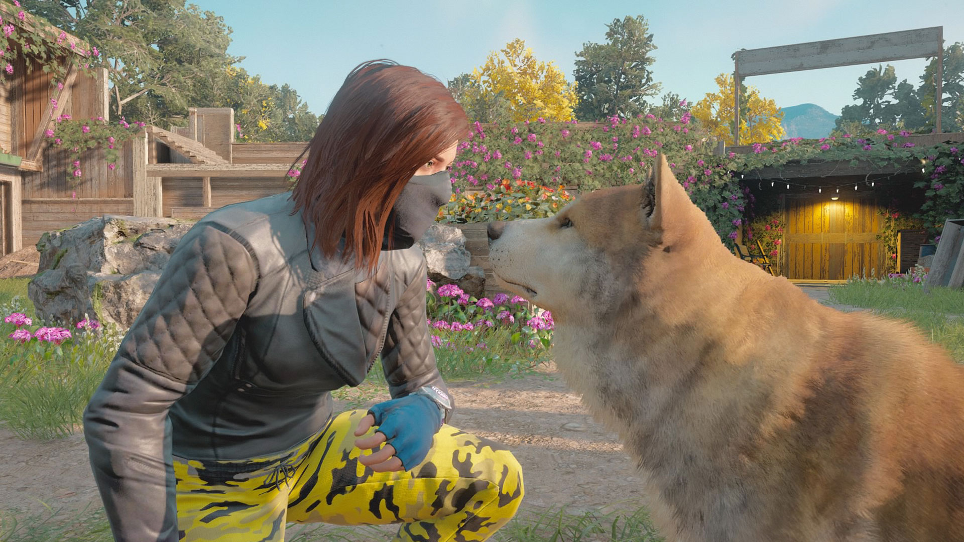 Far Cry New Dawn Hates Dogs So Much It Was Probably Made By Cats Gamesradar