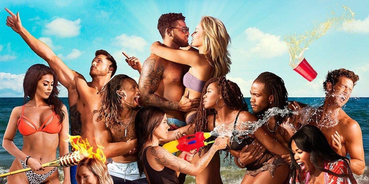 MTVs Ex On The Beach Season 1
