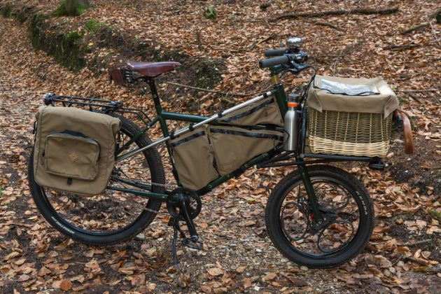 Sven Cycles x River Cottage Forager