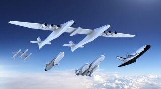 Stratolaunch launch vehicle family