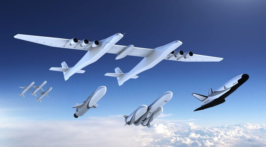 Stratolaunch Abandons Launch Vehicle Program for World's Largest Airplane |  Space