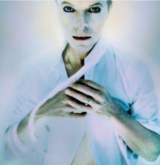 David Bowie by Kate Garner