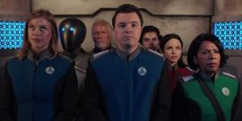The Orville Just Cast A New Star For Season 2