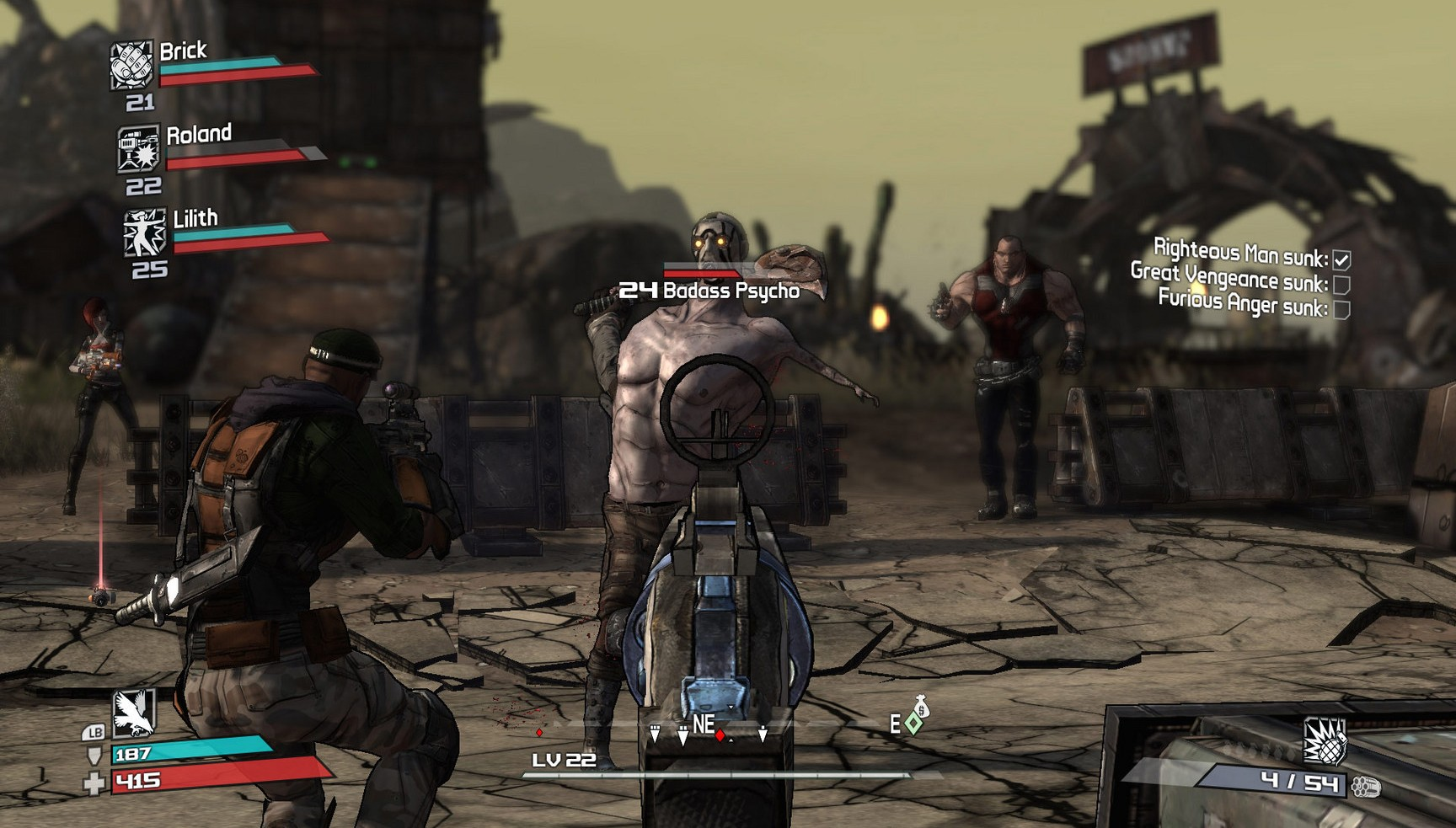 Borderlands patch adds Steamworks support, reinstates multiplayer