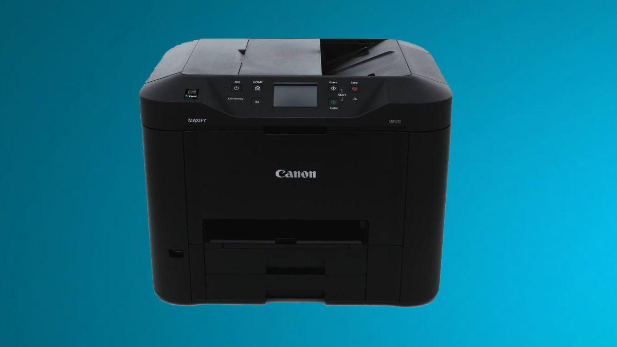 Canon Ij Setup MAXIFY MB5320