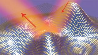 Ultrathin invisibility cloak hides microscopic objects of any shape