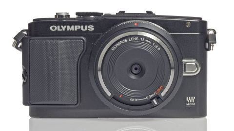 Olympus PEN Lite E-PL5 review