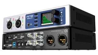 RME's MADiface XT is stuffed with connectivity options.