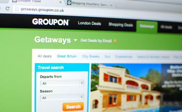 Groupon partner login