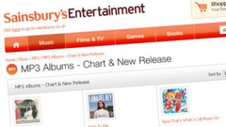 Sainsbury's adds MP3s to your shopping list with new download store