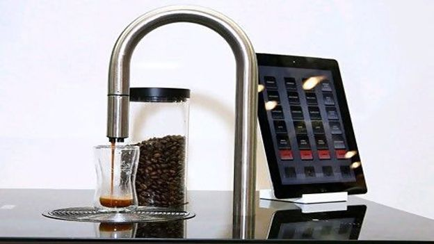 Scanomat Unveils App Enabled Coffee Machine T3