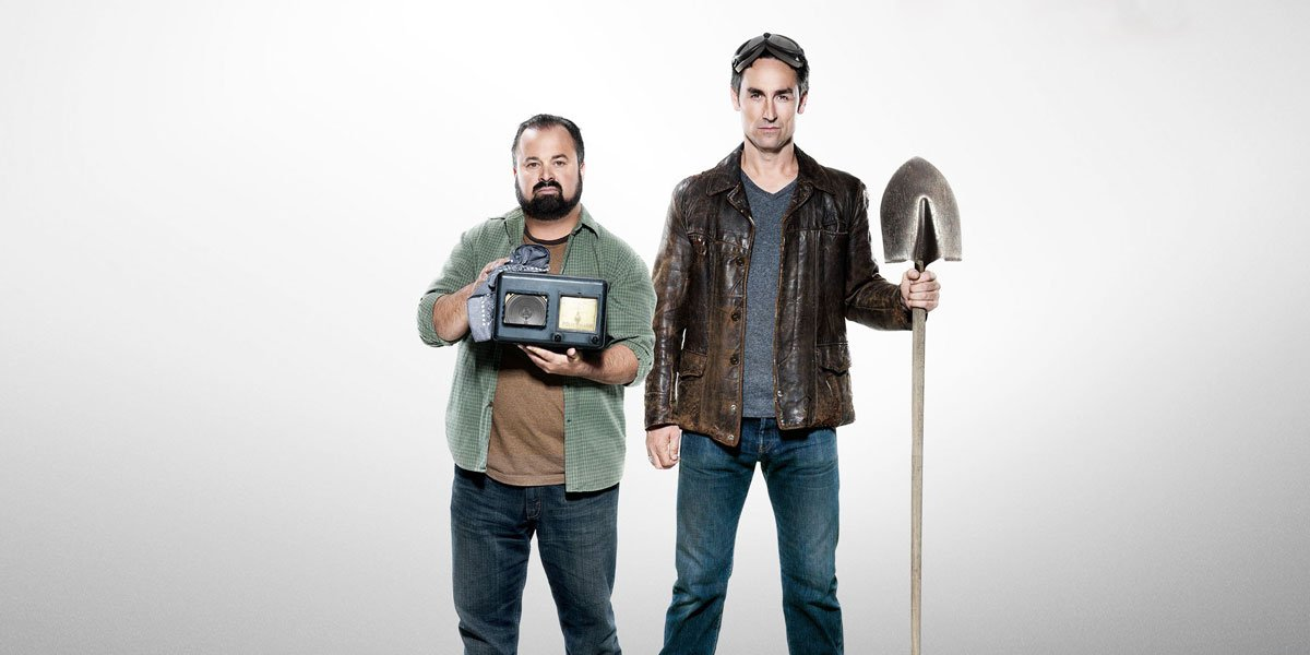 American Pickers Vol. 6 poster