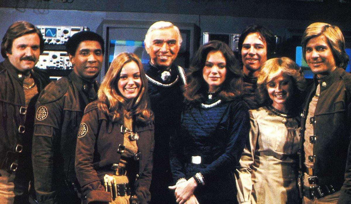 Battlestar Galactica Original elenco de 1978