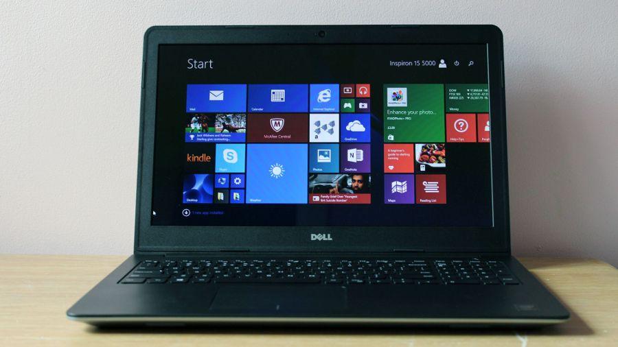 Dell Inspiron 15 5000 Review Techradar