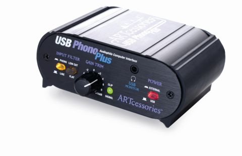 ARTCESSORIES USB PHONO PLUS V2 DRIVER DOWNLOAD
