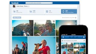 Facebook testing Photo Sync feature with iOS 6 users