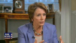 Former Speaker of the House Nancy Pelosi