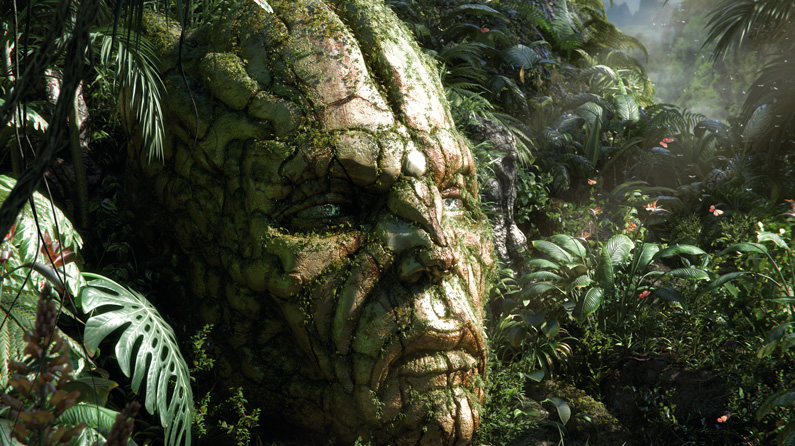 Avatar artist reveals how to create a 3D nature scene