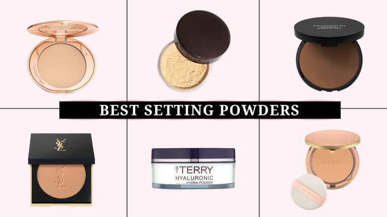 best setting powders