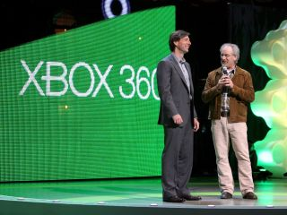 80 per cent of third party publishers are making Natal games for Xbox 360 says Robbie Back