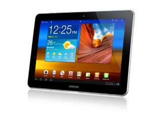 Samsung Galaxy Tab 10.1 - the Weight Watchers paid off