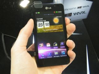 Hands on: LG Optimus 3D Max review