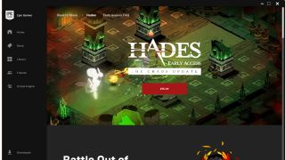 The Epic Games Store also offers early access games