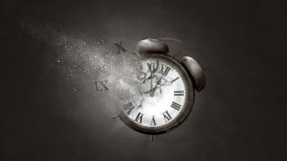 The more accurate a clock gets, the more entropy it creates.