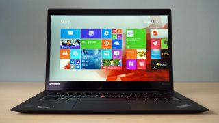The Lenovo ThinkPad X1 Carbon is one of the laptops on offer.