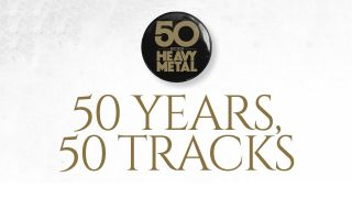 50 Years Of Heavy Metal Playlist