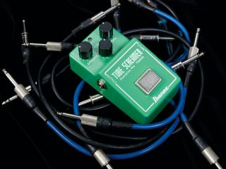 The Ibanez Tube Screamer possibly the world s most popular stompbox