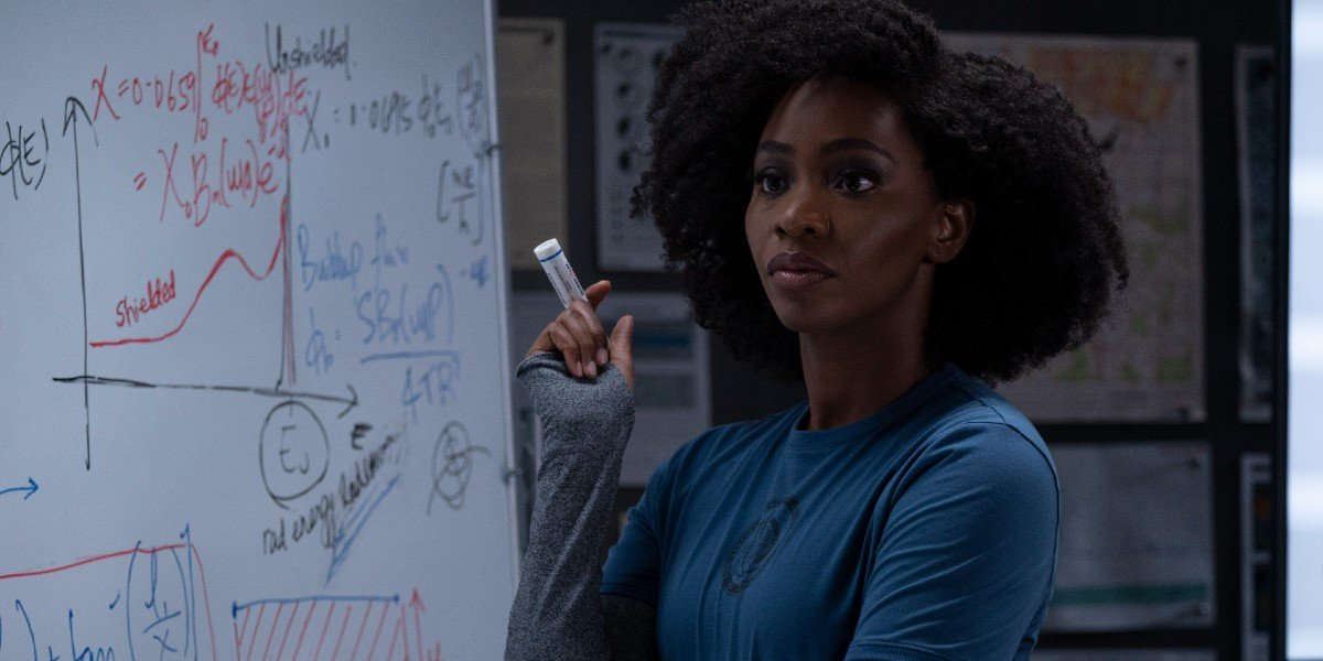 The Marvels' Teyonah Parris Talks Being Able To Bring Representation To The MCU