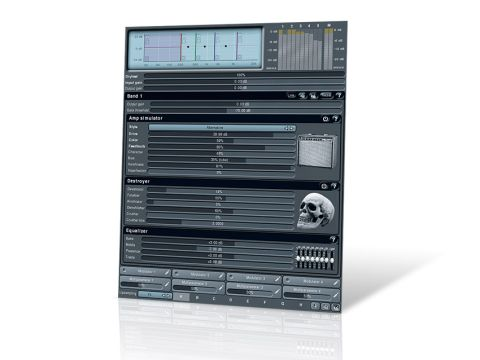 A great plugin, but we're not sure about that skull graphic.