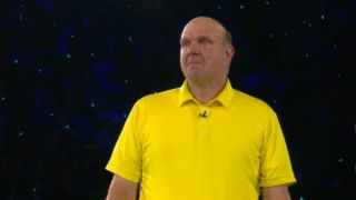 Video of Ballmer's Microsoft leaving speech contains tears and Dirty Dancing