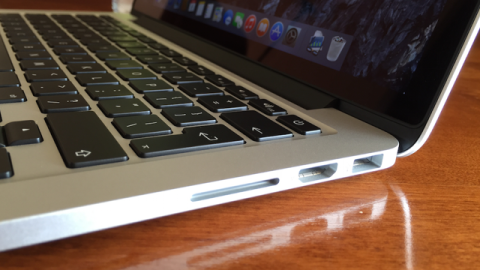 MacBook Pro 13-inch with Retina Display (early 2015)