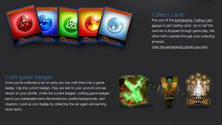 steam trading cards bitcoin)