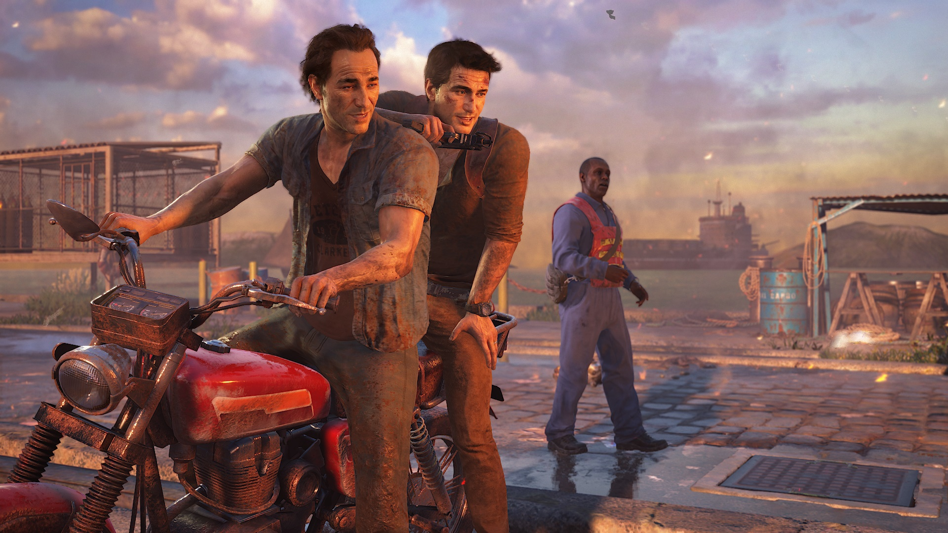 The Best Part Of Uncharted 4 S E3 Demo Is What You Didn T See