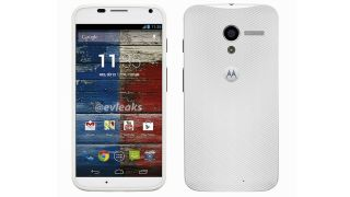 White Moto X and clever clogs camera app break cover