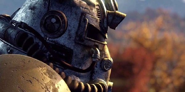 Power Armor from Fallout 76.