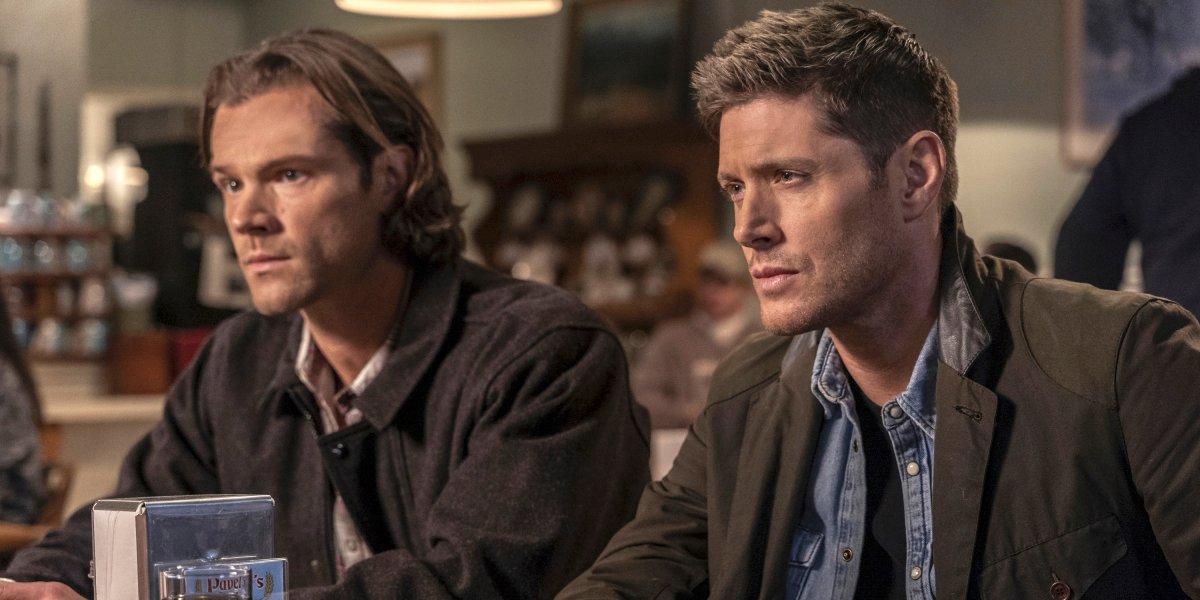 supernatural season 15 jared padalecki jensen ackles the cw