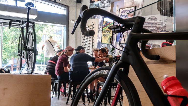 Rapha Canyon bike hire