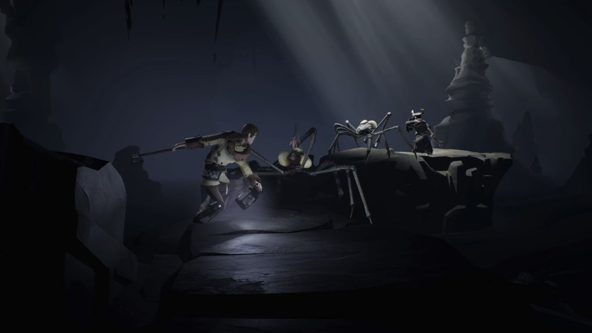 Artsy action RPG Ashen gets a surprise launch date: today