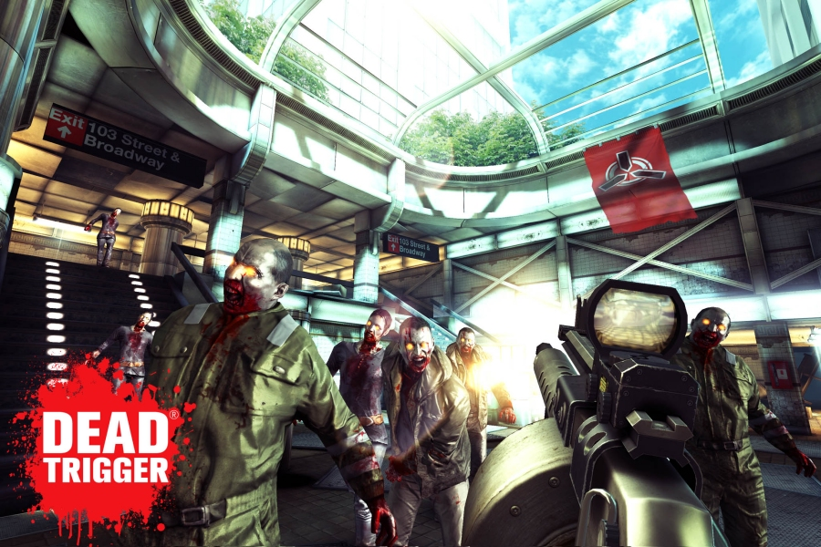 Dead Trigger, Zombie FPS Announced For Tegra 3 Powered Phones #22257